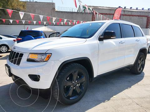 Jeep Grand Cherokee Limited Lujo V6 4x2  usado (2015) color Blanco precio $335,000
