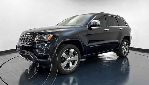 Jeep Grand Cherokee Limited Navegacion 4x2 3.6L V6 usado (2015) color Negro precio $367,999