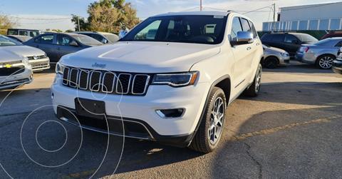 Jeep Grand Cherokee Limited Lujo 3.6L 4x2 usado (2019) color Blanco precio $599,900