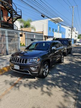 Jeep Grand Cherokee Limited 3.6L 4x2 usado (2014) color Gris precio $320,000