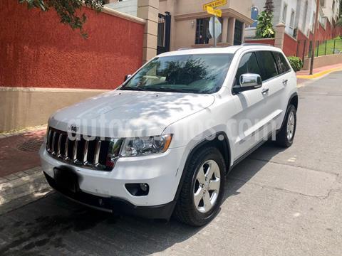 Jeep Grand Cherokee Laredo 4x2 3.6L V6  usado (2013) color Blanco precio $259,000