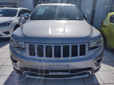 Jeep Grand Cherokee Limited 4x2 3.6L V6 usado (2015) color Plata Dorado precio $380,000