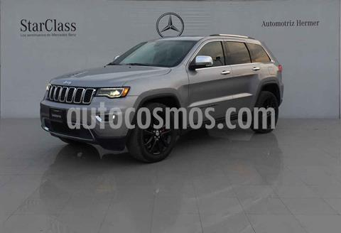 Jeep Grand Cherokee Limited Navegacion 4x2 3.6L V6 usado (2017) color Gris precio $509,900