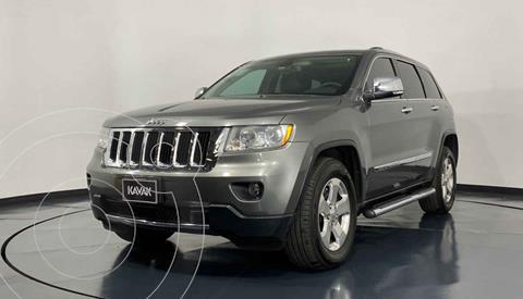 Jeep Grand Cherokee Limited Premium 4x2 5.7L V8 usado (2013) color Gris precio $314,999