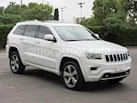 Foto venta Auto Usado Jeep Grand Cherokee Overland 3.6 (2013) color Blanco precio $1.490.000