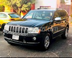 Foto venta Auto usado Jeep Grand Cherokee 4x4 Overland 5.7L V8 Tech Group (2006) color Negro precio $118,000