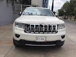 Foto venta Auto usado Jeep Grand Cherokee Overland 5.7L V8 4x4 (2011) color Blanco precio $269,000