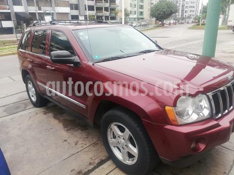 Jeep Grand Cherokee Limited (Vw1) V8,4.7i,16v A 1 2 usado (2007) color Rojo precio u$s13,000