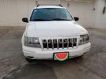 Foto venta Auto usado Jeep Grand Cherokee SE 4X2 (2004) color Blanco precio $55,000