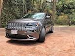Foto venta Auto usado Jeep Grand Cherokee SRT-8 (2015) color Gris precio $660,000