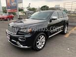 Foto venta Auto usado Jeep Grand Cherokee Summit 5.7L 4x4 (2014) color Negro precio $435,000