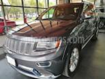 Foto venta Auto usado Jeep Grand Cherokee Summit 5.7L 4x4 (2014) color Granito precio $380,000