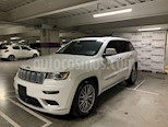 Foto venta Auto usado Jeep Grand Cherokee Summit Elite Platinum 5.7L 4x4 (2018) color Blanco precio $899,900