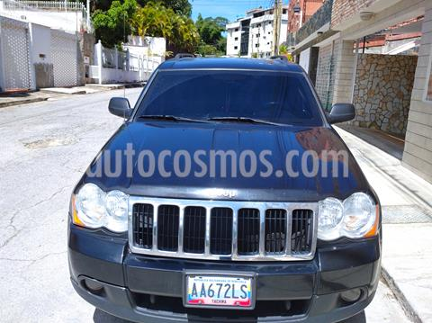 Jeep Grand Cherokee Limited 4.7L Aut 4x4 usado (2010) color Negro precio u$s9.000