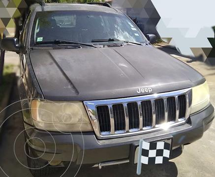 Jeep Grand Cherokee 4x4 usado (2005) color Marron precio u$s4.500