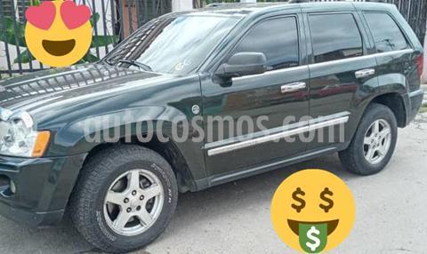 foto Jeep Grand Cherokee Limited 4.7L Aut 4x4 usado (2007) color Verde precio u$s3.800
