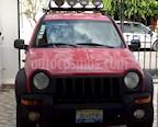 Foto venta Auto usado Jeep Liberty Limited 4X2 (2004) color Rojo precio $68,000