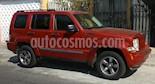 Foto venta Auto usado Jeep Liberty Limited 4x2 (2008) color Rojo precio $130,000