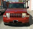 Foto venta Auto usado Jeep Liberty Limited 4x2 color Rojo precio $128,000