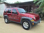 Jeep Liberty Sport 4X2 usado (2007) color Rojo precio $85,000