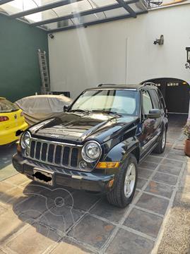 Jeep Liberty Limited 4X4 usado (2005) color Negro precio $80,000