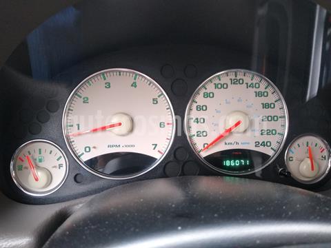 foto Jeep Liberty Limited 4X2 usado (2003) color Blanco precio $80,500