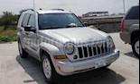 Foto venta Auto Seminuevo Jeep Liberty Sport 4X2 (2007) color Gris Plata  precio $84,000