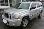 Jeep Patriot 2.4L usado (2012) color Plata precio $20.000.000