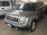 Foto venta Auto Seminuevo Jeep Patriot 4x2 Latitude Aut  (2014) color Plata precio $215,000