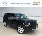 Foto venta Auto usado Jeep Patriot 4x2 Latitude Aut  (2015) color Negro precio $210,000