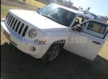 Foto venta Auto usado Jeep Patriot 4x2 Latitude Aut  color Blanco precio $103,000