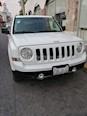 Foto venta Auto usado Jeep Patriot 4x2 Limited CVT Nav (2014) color Blanco precio $185,000
