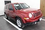 Foto venta Auto usado Jeep Patriot 4x2 Limited (2015) color Rojo precio $239,000