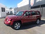 Foto venta Auto usado Jeep Patriot 4x2 Sport Aut color Rojo precio $214,000