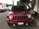 Foto venta Auto usado Jeep Patriot 4x2 Sport CVT (2011) color Rojo Cerezo precio $153,000