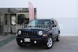 Foto venta Auto usado Jeep Patriot 4x2 Sport CVT color Azul precio $189,000