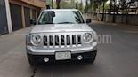 Foto venta Auto usado Jeep Patriot 4x2 Sport CVT (2011) color Plata precio $156,000
