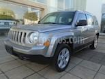 Foto venta Auto usado Jeep Patriot 4x2 Sport (2016) color Gris precio $245,000