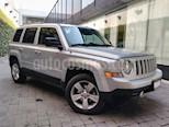 Foto venta Auto usado Jeep Patriot 5p Limited L4/2.4 Aut (2012) color Plata precio $169,000