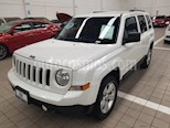 Foto venta Auto usado Jeep Patriot 5p Sport 4x2 L4/2.4 Man (2011) color Blanco precio $165,000