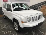 Foto venta Auto usado Jeep Patriot 5p Sport L4/2.4 Aut (2017) color Blanco precio $225,500