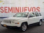 Foto venta Auto usado Jeep Patriot 5p Sport L4/2.4 Aut (2017) color Blanco precio $253,000