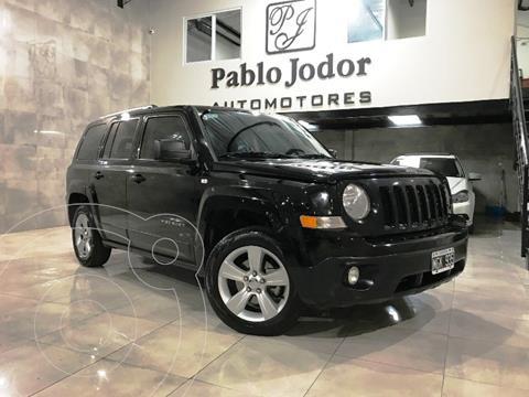 Jeep Patriot 2.0 Sport usado (2013) color Negro precio u$s10.000