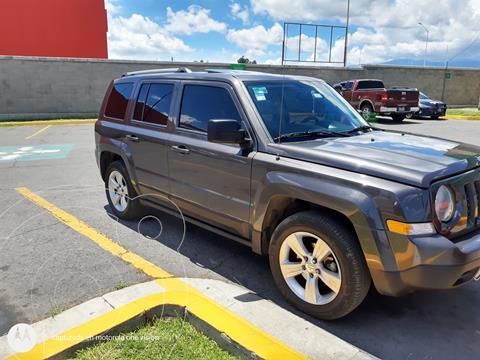 Jeep Patriot 4x2 Limited CVT  usado (2014) color Gris Mineral precio $195,000