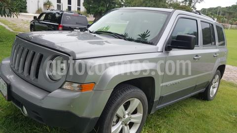 Jeep Patriot 4x2 Limited CVT  usado (2015) color Plata precio $230,000