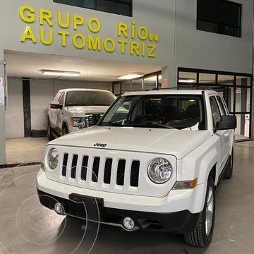 Jeep Patriot 4x2 Limited CVT  usado (2013) color Blanco precio $175,000