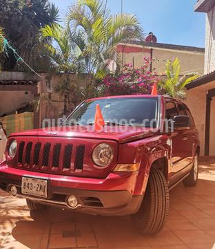 Jeep Patriot 4x2 Limited usado (2014) color Rojo Cerezo precio $179,000