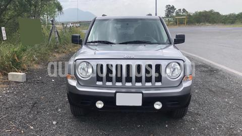 Jeep Patriot 4x2 Latitude Aut  usado (2015) color Plata Martillado precio $205,000