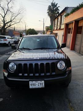 Jeep Patriot 4x2 Sport CVT usado (2015) color Gris precio $190,000