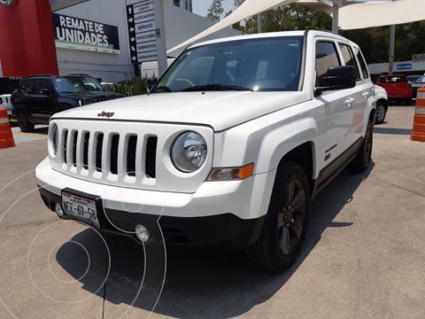 Jeep Patriot 4x2 Edicion 75 Aniversario Aut usado (2017) color Blanco precio $282,000